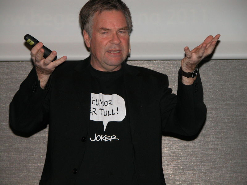 Jon Morten Melhus har skrevet boka Riktig rektor?