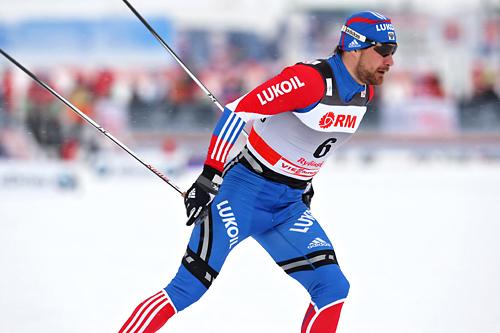 Alexey Petukhov i verdenscupen i Rybinsk 2011. Foto: Hemmersbach/NordicFocus.