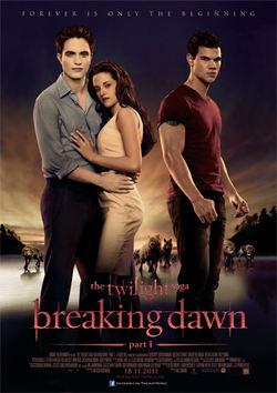 Twilight-sagen: Breaking dawn part 1