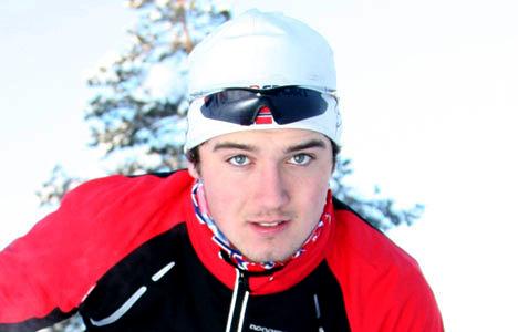 Andreas Nygaard. Foto: Trygve Nygård.