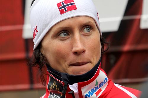 Marit Bjørgen. Foto: Erik Borg.
