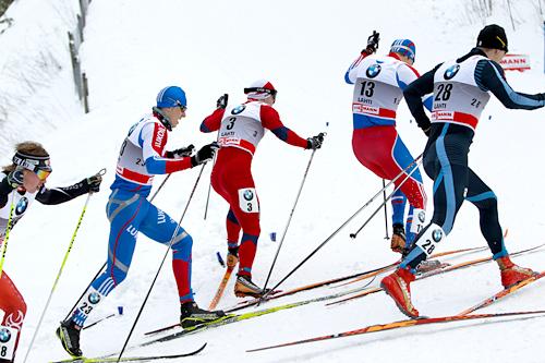 Verdenscupen i Lahti 2011. Foto: Laiho/NordicFocus.
