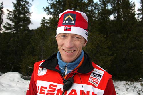 Torbjørn Broks Pettersen var teknisk delegert i König Ludwig Lauf søndag. Her som rennleder for verdenscupen på Sjusjøen i 2011. Foto: Geir Nilsen/Langrenn.com.