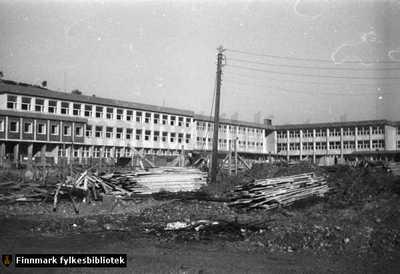 kirkens skole  1956