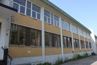 kirkenes skole gamle