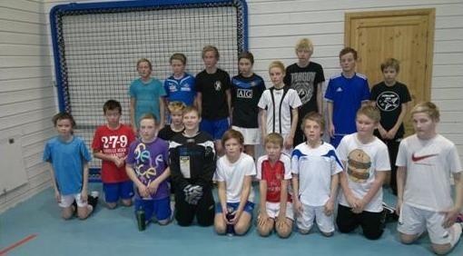 Talentsamling november 2011