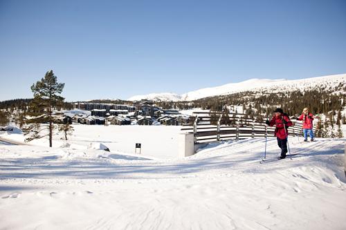 Norefjell, desember 2011.
