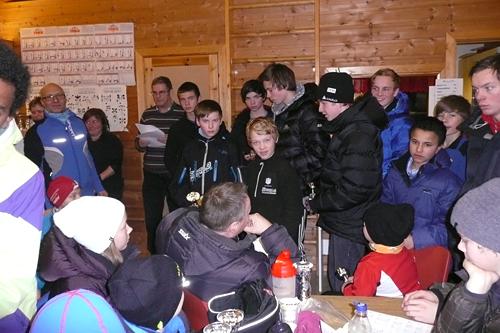 STIL-rennet 2011. Arrangørfoto.