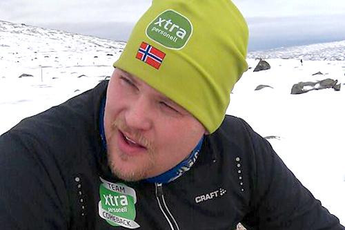 Rune Haug vant tur med Team Xtra personell til Marcialonga 2012. Foto: Privat.