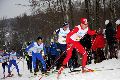 Foto: Geir Nilsen/Langrenn.com.