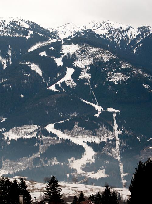 Tour de Ski sin avsluttende monsterbakke i Val di Fiemme. Foto: Laiho/NordicFocus.