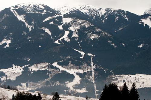 Tour de Ski sin avsluttende monsterbakke i Val di Fiemme, der alt skal avgjøres. Foto: Laiho/NordicFocus.