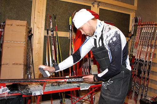 Henrik H. Kvissel fra SkiGo. Foto: Geir Nilsen/Langrenn.com.