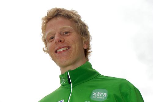 Anders Mølmen Høst fra Lyn Ski og Team Xtra personell. Foto: Privat.