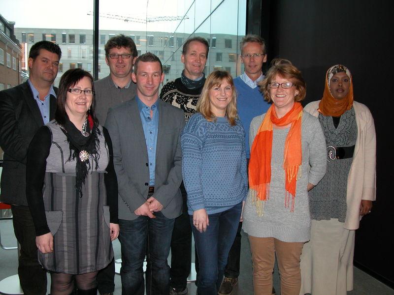 FUG-medlemmene 2012-15