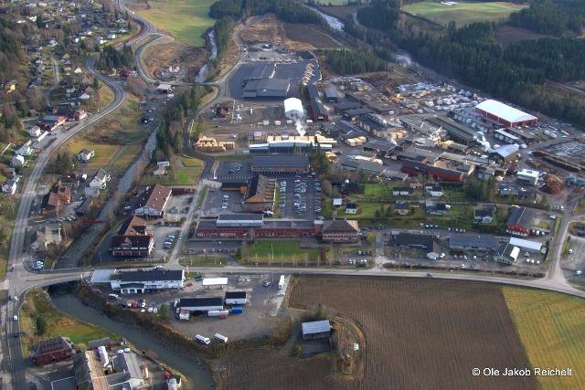 Industriområde 1 Segalstad Bru