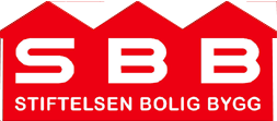 Logo Stiftelsen Bolig Bygg