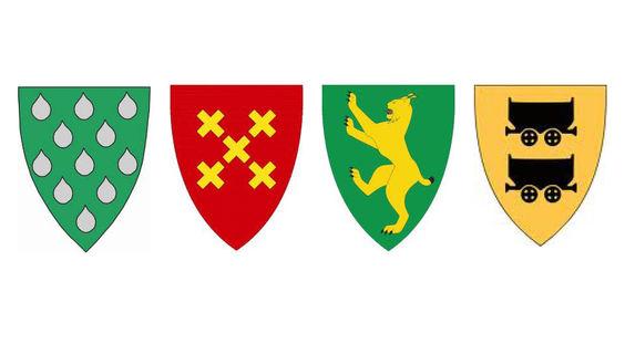 Kommunene i Setesdal