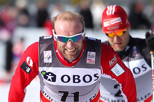Odd-Bjørn Hjelmeset. Foto: Laiho/NordicFocus.