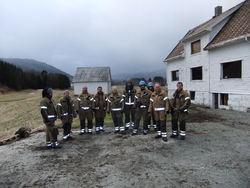 Mannskaper Lund brannvesen