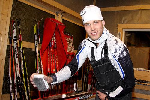 Henrik H. Kvissel, manager for Team United Bakeries. Foto: Geir Nilsen/Langrenn.com.