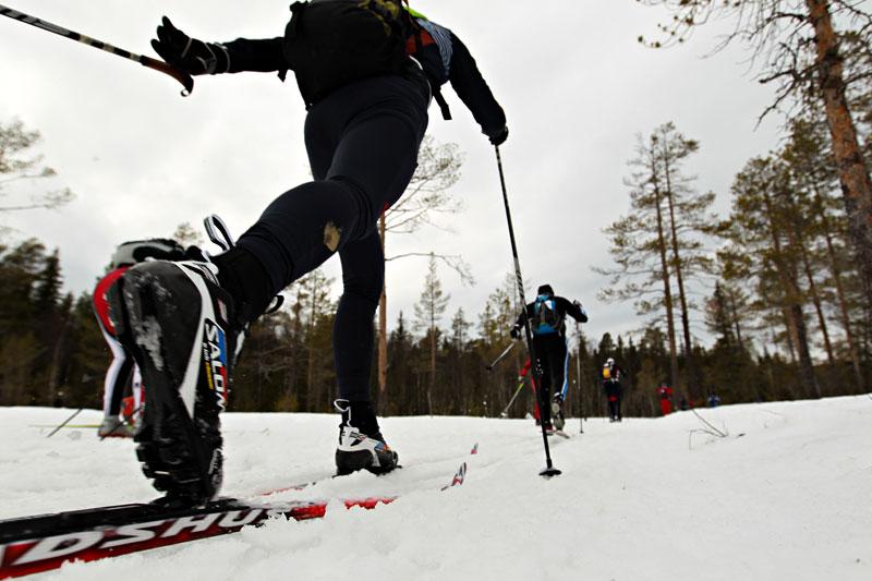 De fleste som klager over dårlig glid har bommet på festesmøringen, mener Anita Moen. Foto: Laiho/NordicFocus.