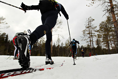 Folk som har holdt seg aktive gjennom hele livet kan skru klokka mange tiår tilbake. Illustrasjonsfoto: Aapo Laiho/Nordic Focus.
