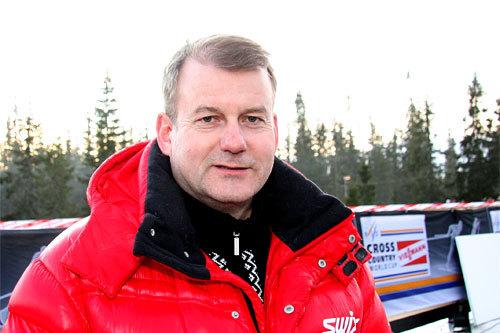 Erik Røste. Foto: Geir Nilsen/Langrenn.com.