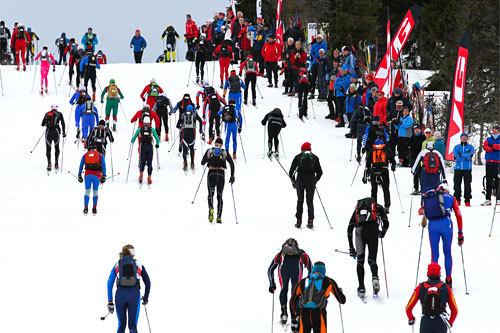 Birkebeinerrennet 2012. Foto: Veltheim/NordicFocus.