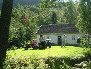 Haien (Bilde: Lund bygdemuseum)