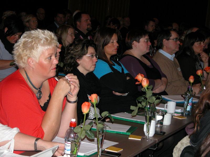 Fra Foreldrekonferansen 2011