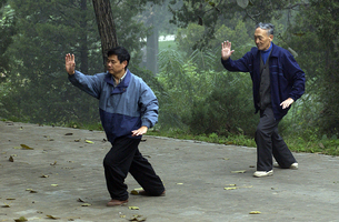 Taiji - Morgengymnastikk