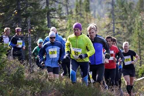 Illustrasjonsbilde, N3-Norefjellmarsjen. Foto: Geir Nilsen/Langrenn.com.