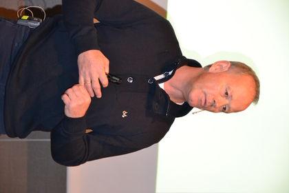 Rektor Pål Riis