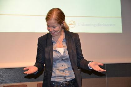 Botnan Larsen om spesialundervisning