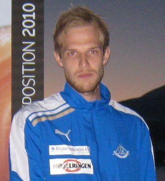 Svenn Johansen[1]