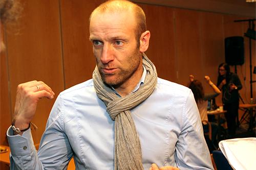 Odd-Bjørn Hjelmeset. Foto: Erik Borg.