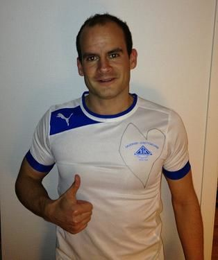 Reidar Waage signert 2012