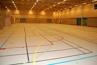 Gausdal arena hall