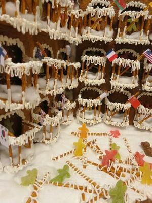 Pepperkakebyen 2012