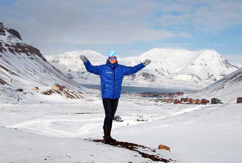 Trimtex Storm bestod Svalbard testen