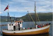 Barnehagen på båttur