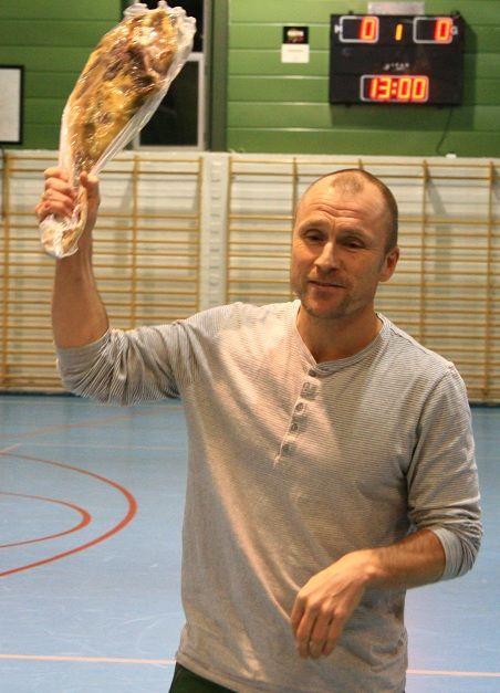 Bjørn Helge Pedersen Skarven cup 2012