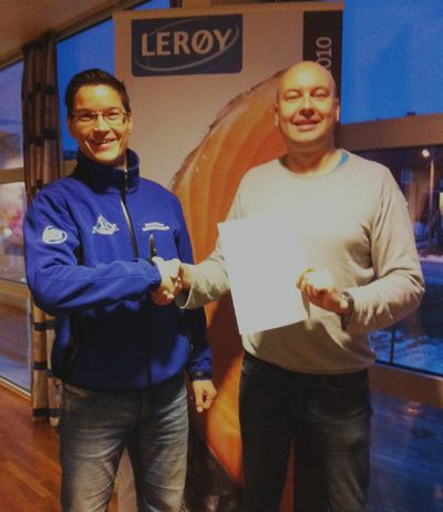 Lerøy avtale signert 2013