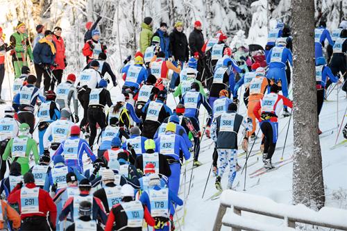 Jizerska 2013. Foto: Rauschendorfer/NordicFocus.