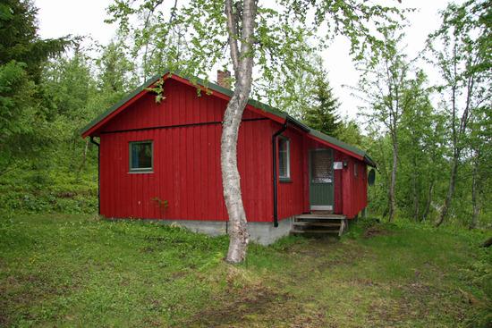 IMG_7756 Tverelvnes hytte på Nordlandsruta