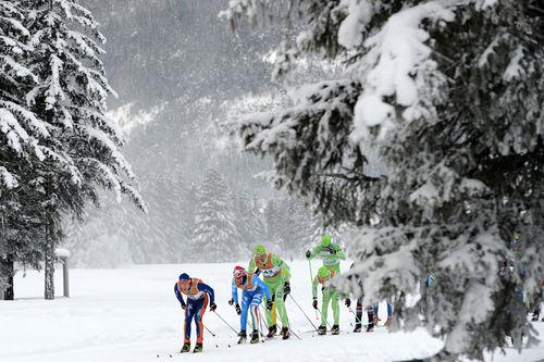 Den ypperste eliten velger staking i Marcialonga, men hva lønner seg for deg? Foto: Rauschendorfer/NordicFocus.