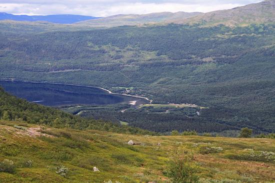 IMG_4594 Unkervatn fra Nordlandsruta