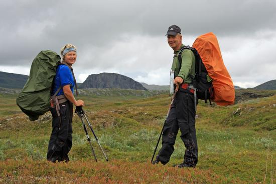 IMG_7157 Norge på langs vandrere går Nordlandsruta