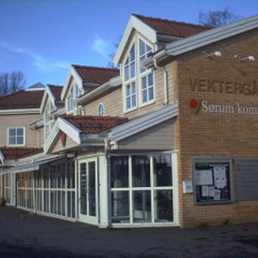 Bilde av Vektergården, kommunalt bygg